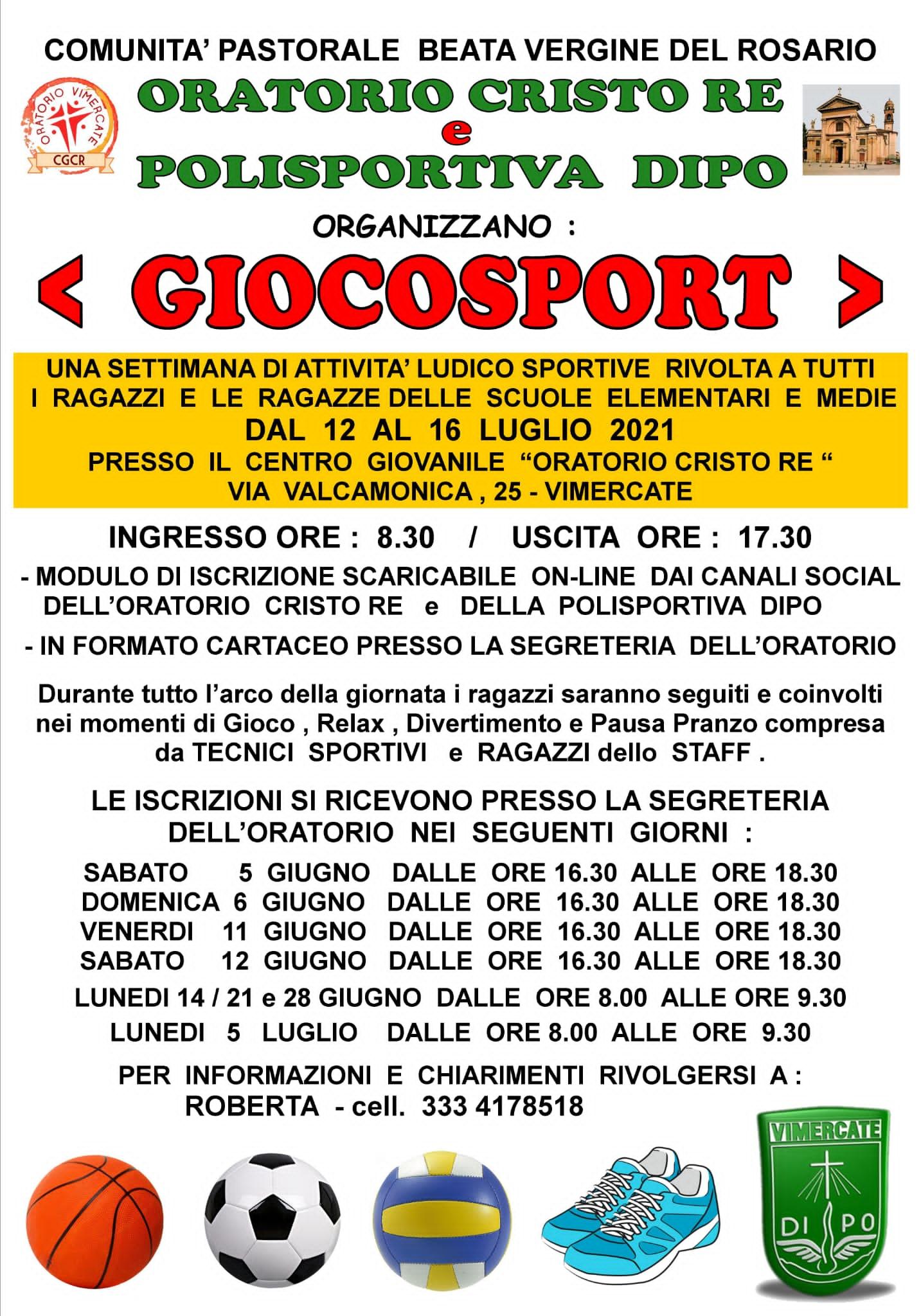 Giocosport