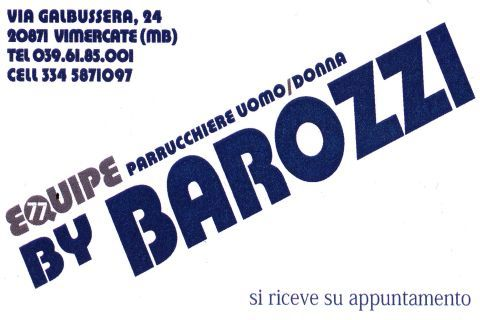 Barozzi